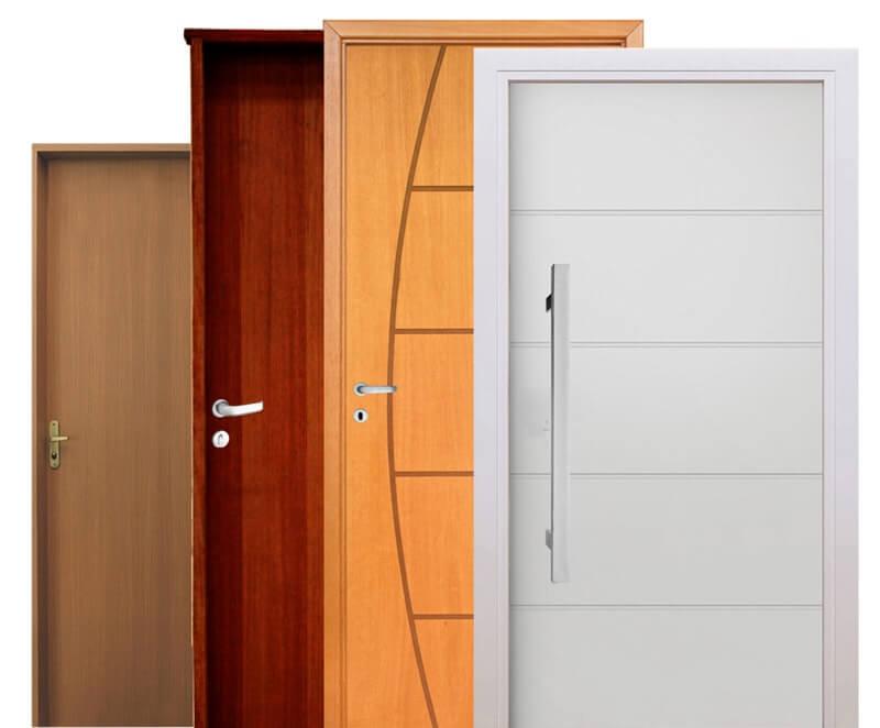 como escolher o modelo de porta