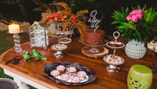 um mini wedding cheio de amor