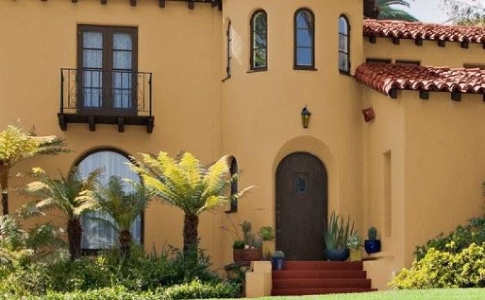Colores Para Pintar Una Casa Exterior Archives Revista Decoraci N