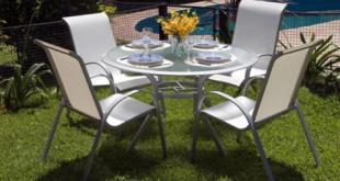Porqué son mejores los muebles de aluminio