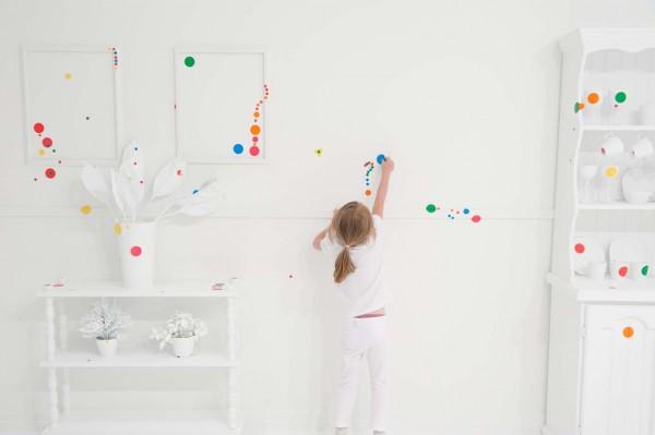 la casa de mil colores - principio
