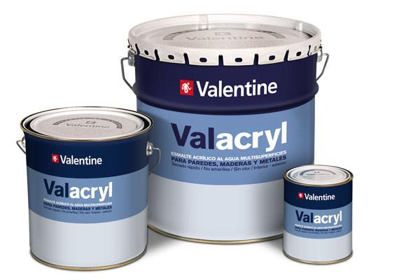 Valacryl, de Valentine
