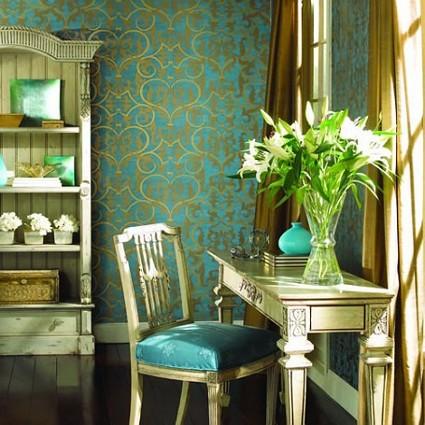 Color archives decoraci n 10 - Decoracion en tonos turquesa ...