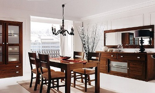 Consejos para decorar el comedor - Comedores decorados modernos ...