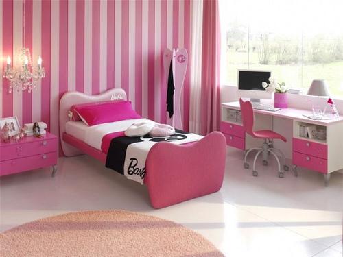 colores para decorar habitaciones de ninas