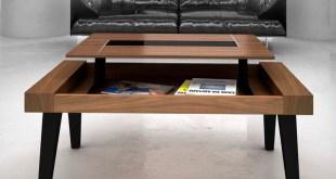 Cómo escoger la mesa de centro ideal para tu hogar