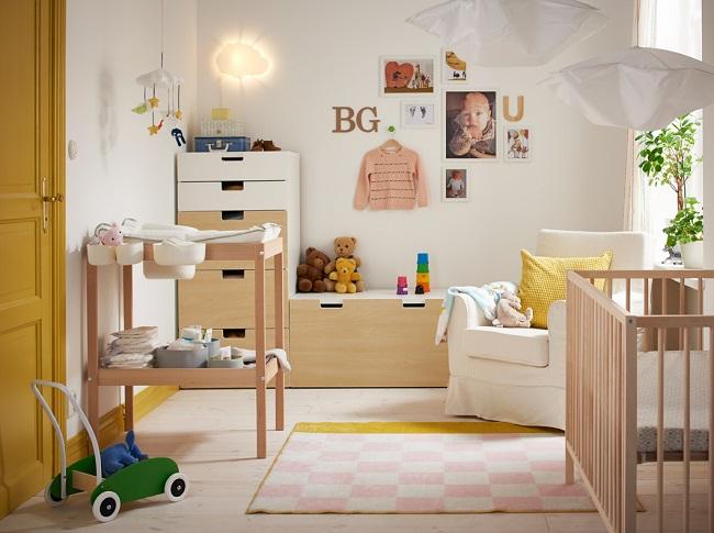 Habitaciones para bebes Ikea  DECORACIN BEBS