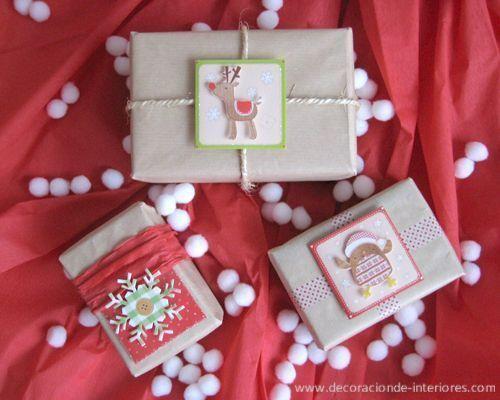 Packaging de Navidad III | Decoración de interiores