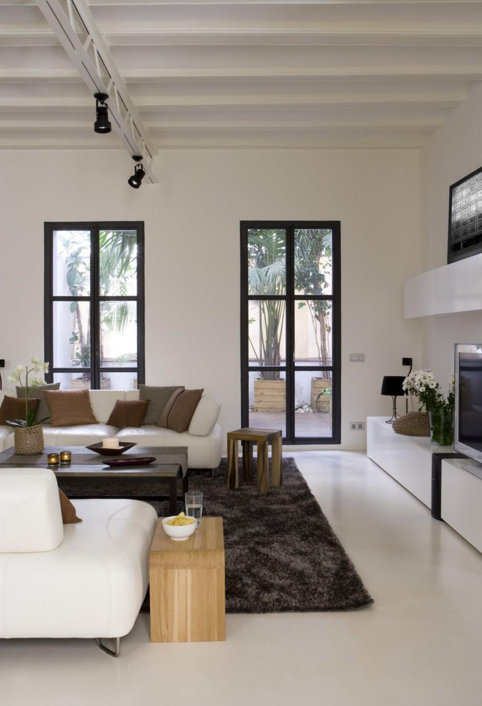 Decoracin de interiores contempornea en pequeos ambientes  Decoracion de Interiores