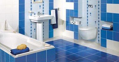 Decoracin de ambientes con detalles en azul  Decoracion