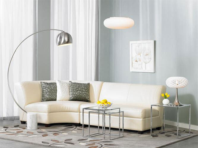 Lmparas modernas para decoracin de salas  Decoracion de