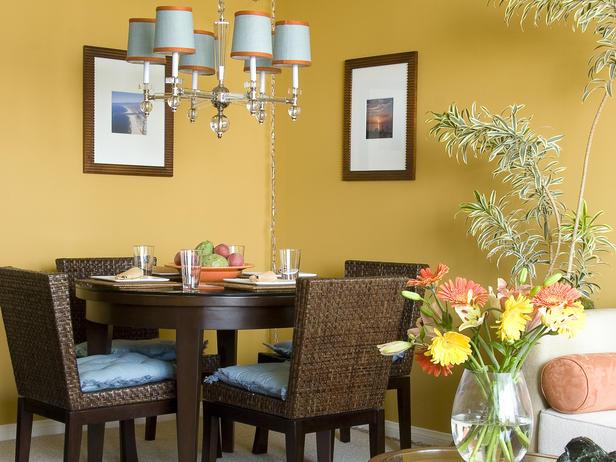 Cmo decorar los ambientes en color amarillo  Decoracion