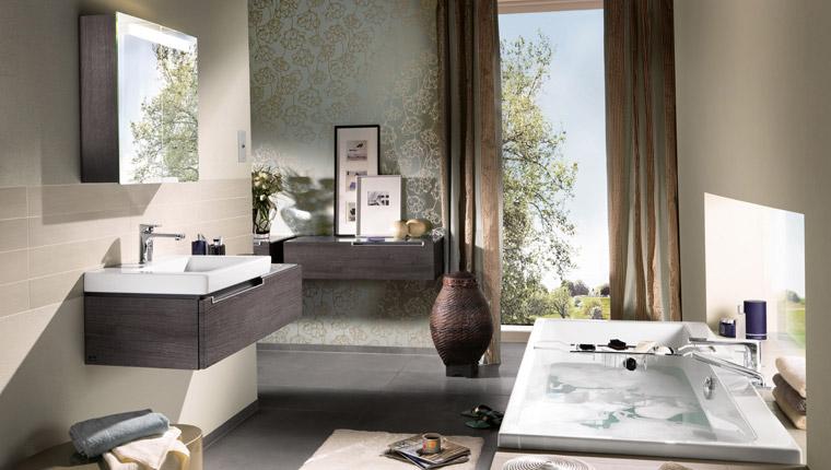 Baos de lujo modernos  Decoracion de Interiores
