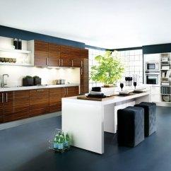 Kitchen Islands With Seating And Storage Maid Diseños De Desayunadores Clásicos Y Modernos | Decoracion ...