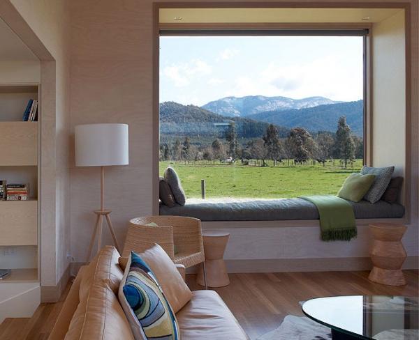 Asientos de ventana  Decoracion de Interiores
