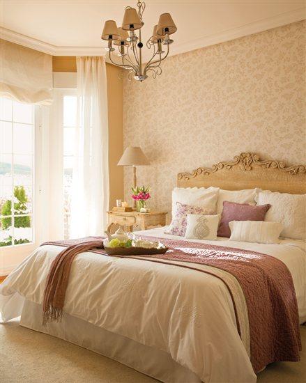 Diseo de dormitorios en colores clidos  Decoracion de