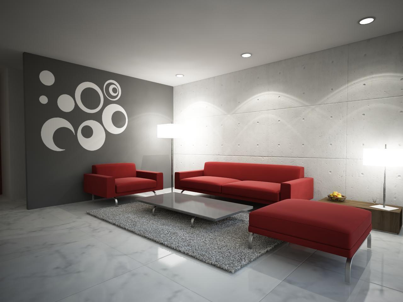 Cuatro diseos de interiores muy llamativos  Decoracion de Interiores