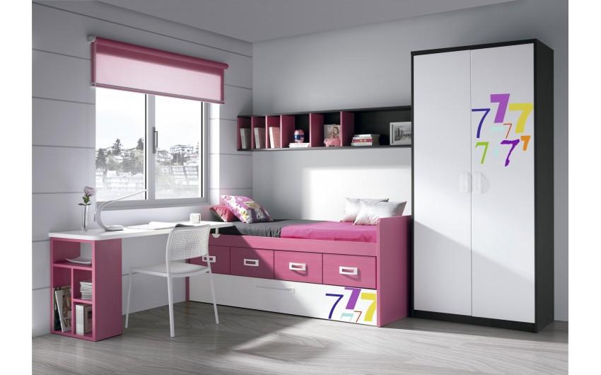 Dormitorios juveniles modernos  Decoracion de Interiores