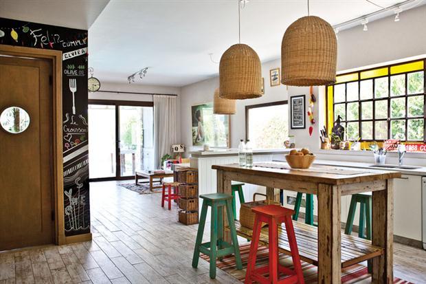 Comedores rsticos modernos  Decoracion de Interiores