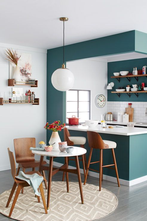 Diseos de cocinas pequeas  Decoracion de Interiores