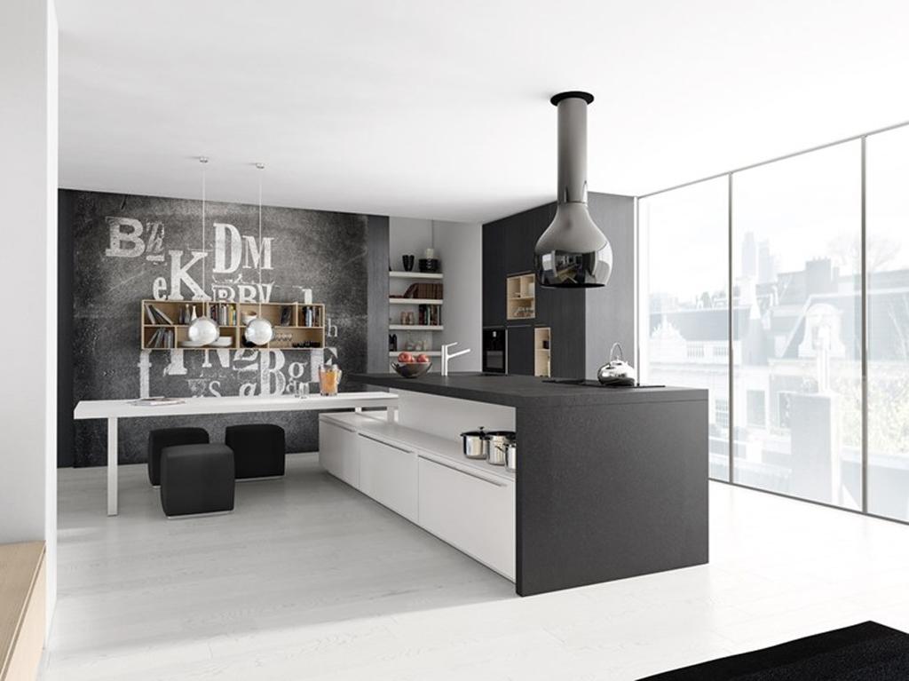 Decoracin de cocinas minimalistas modernas  Decoracion de Interiores