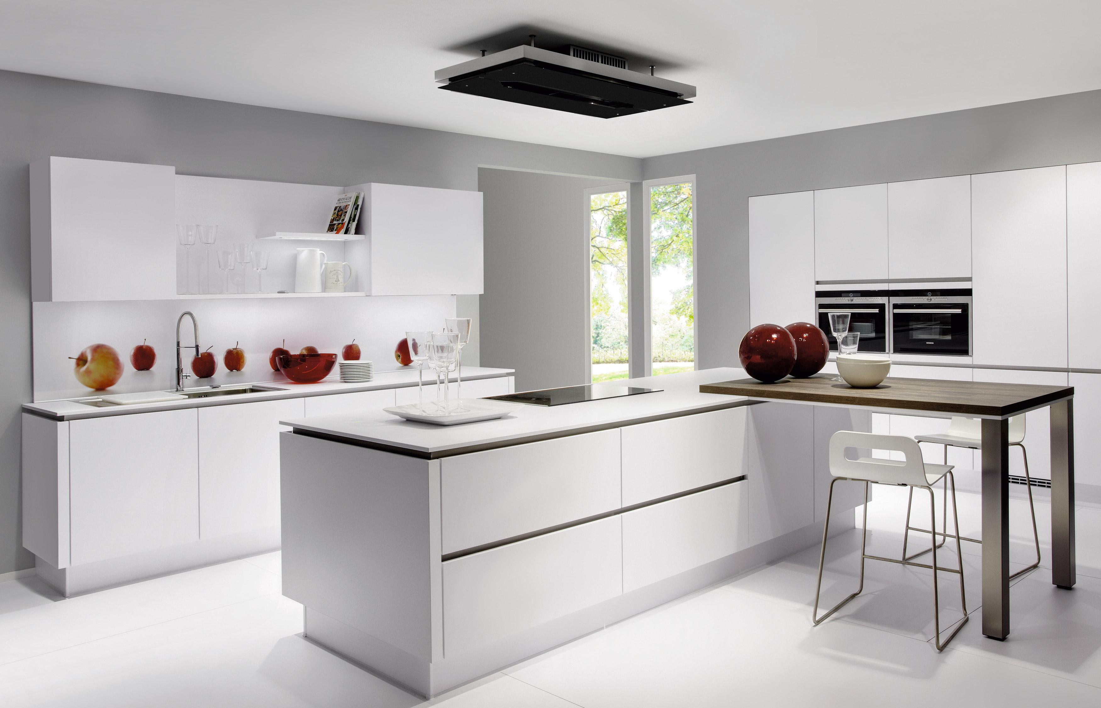 Diseo y decoracin de cocinas modernas  Decoracion de