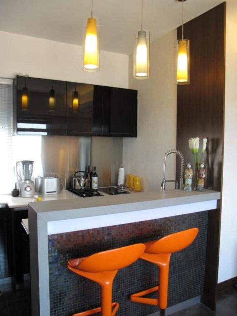 Fotos de cocinas con barra  Decoracion de Interiores