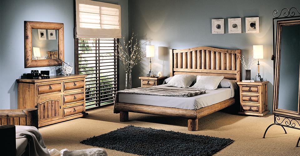 dormitorios rsticos  dormitorios estilo rstico  decoracin rstica