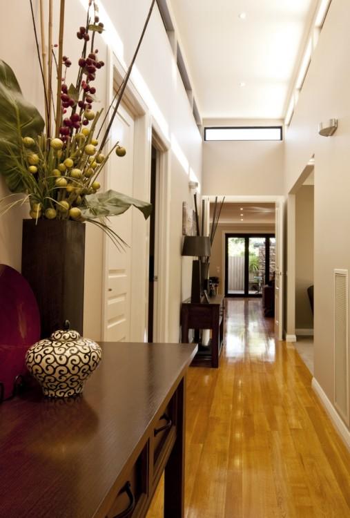 pasillos estrechos  pasillo estrecho  decoracin