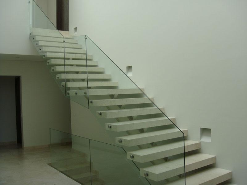 Escaleras de Cristal  Ideas de Escaleras de Cristal  Decorar