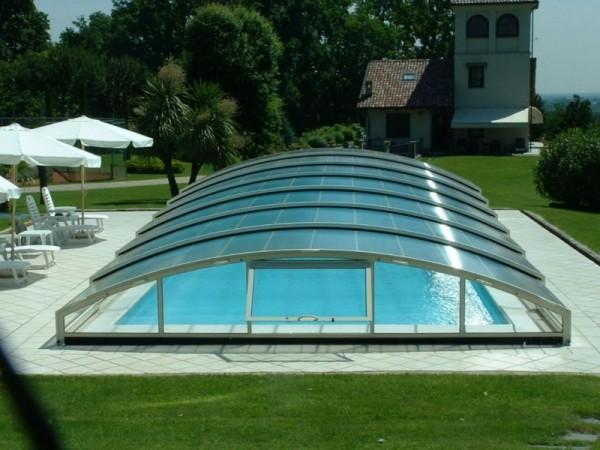 cubiertas telescpicas para piscinas  cubiertas para piscinas