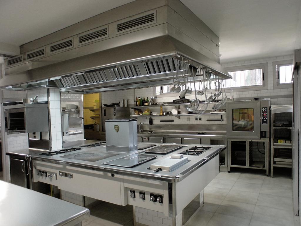 Cocinas industriales  Elegir cocinas industriales  Consejos