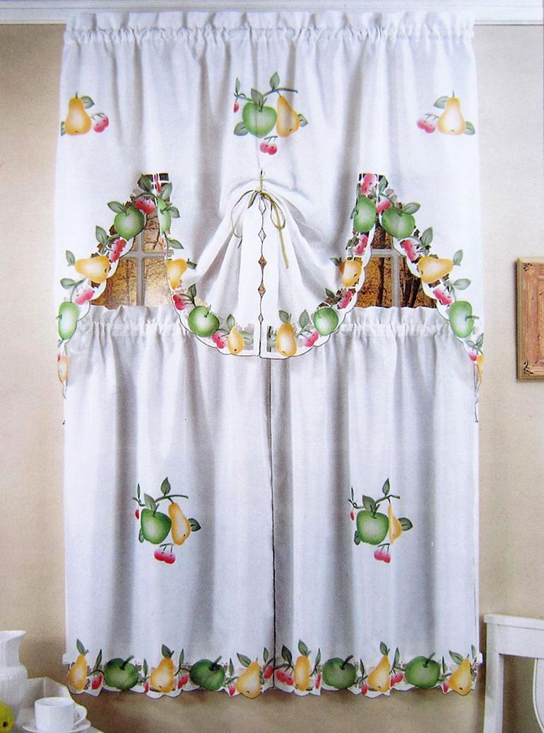 Cortinas de cocina  Decorar con cortinas de cocina