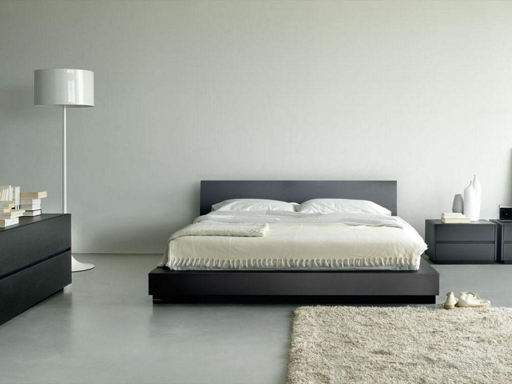 Habitaciones minimalistas  Idea habitaciones minimalistas