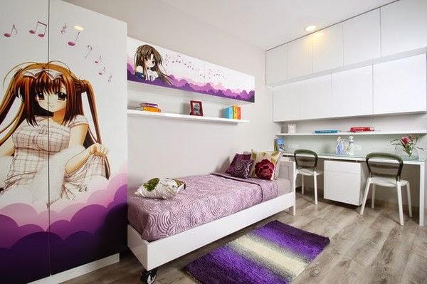 Dormitorios anime  Cmo conseguir esta decoracin