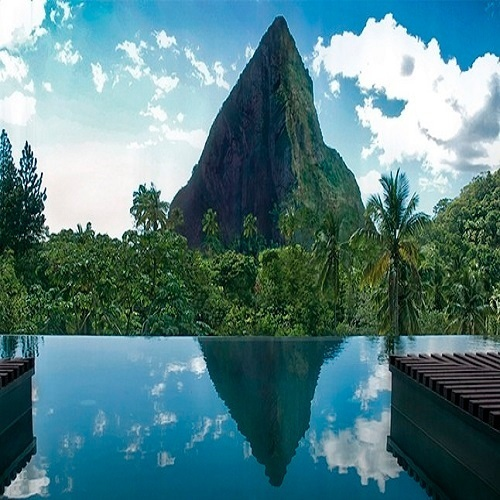 jade mountain resort santa lucia