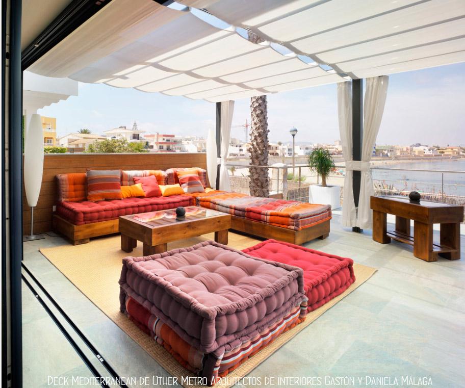 decoracion patios, terrazas y piscinas