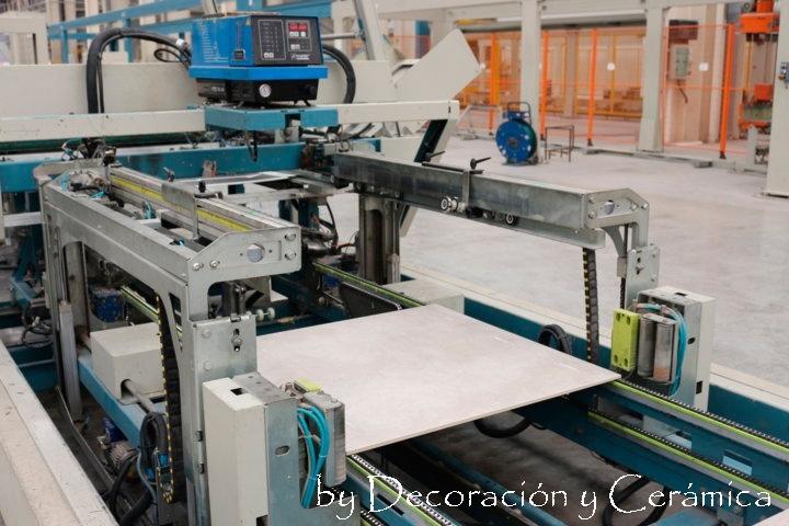 proceso de produccion de un azulejo. como se fabrica un azulejo