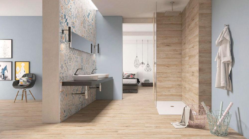 PROVENZAL azulejos hidraulicos en ambientes modernos peronda gala y pamesa