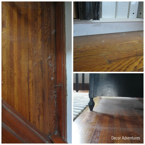 Cleaning Very Dirty Hardwood Floors Wikizie