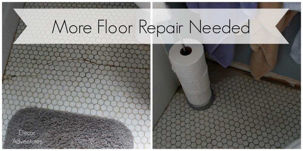 medium resolution of hex tile floor