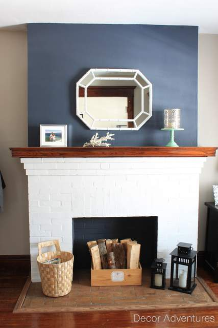 Hale Navy Accent Wall  Free Printable  Decor Adventures