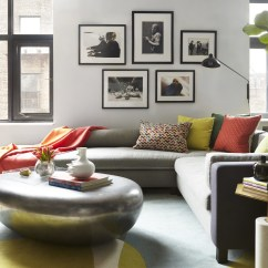 Living Rooms With Grey Couches Antique Room Decorating Ideas 15 Ways To Style A Sofa In Your Home Decor Aid Coffee Table