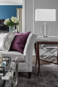 15 Ways To Style A Grey Sofa In Your Home | Dcor Aid