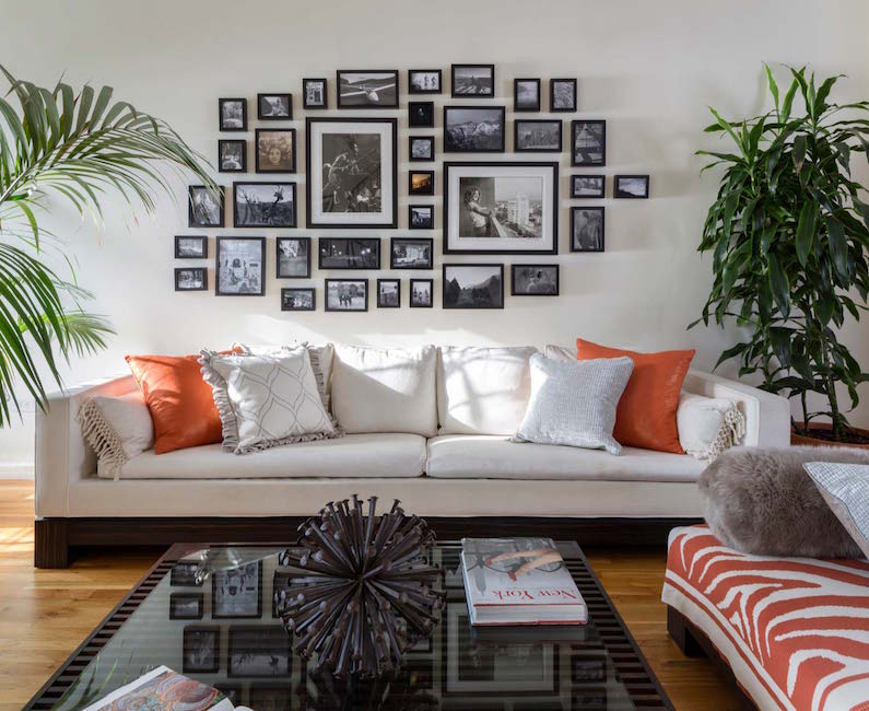 living rooms with grey couches gallery of decorating ideas 15 ways to style a sofa in your home decor aid plants
