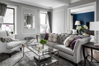 A Transitional Style Chicago Apartment For Newlyweds
