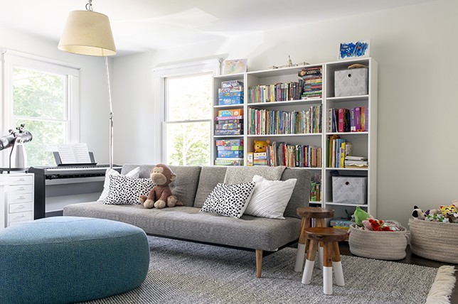 living rooms with grey couches gray and turquoise room decorating ideas 15 ways to style a sofa in your home decor aid kids