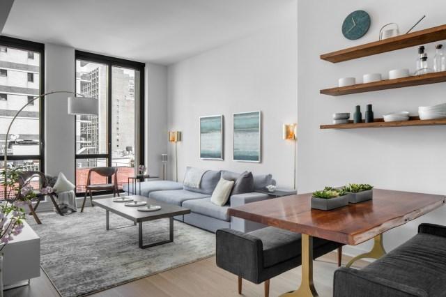 apartment minimalist decor