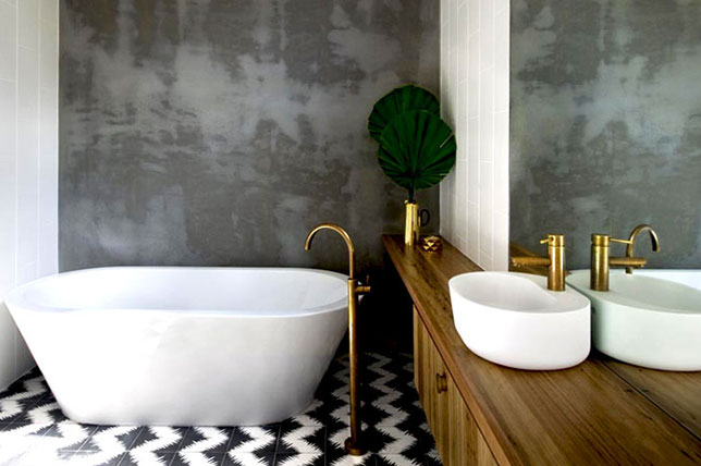 brass design trends