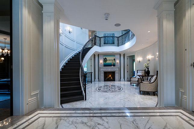 impressive interior design